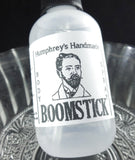 BOOMSTICK Men's Body Spray | Bergamot | Sage | Musk | 2 oz | Room Spray - Humphrey's Handmade