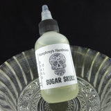 SUGAR SKULL Beard Oil | Brown Sugar | Vanilla | 2 oz | Halloween - Humphrey's Handmade