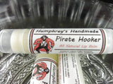 PIRATE HOOKER Lip Balm | Tropical Flavor Lip Balm - Humphrey's Handmade