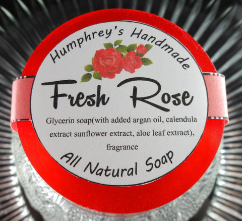 ROSE Soap | Women's Shave & Shampoo Bar - Humphrey's Handmade