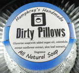 DIRTY PILLOWS Soap | Unisex | Fabric Softener Scent | Beard Wash | Body Soap - Humphrey's Handmade