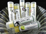 YELLOW SNOW Lip Balm | Lemon Coconut Flavor Lip Balm - Humphrey's Handmade