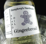 GINGERBREAD Christmas Beard Oil | 4 oz | Cookies - Humphrey's Handmade