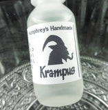 KRAMPUS Beard Oil | Small .5 oz | Peppermint Scent | Essential Oil - Humphrey's Handmade