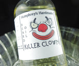 KILLER CLOWN Beard Oil | 4 oz | Cotton Candy Scent - Humphrey's Handmade