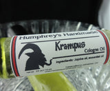 KRAMPUS Cologne Oil | Unisex | Peppermint Scent | Essential Oil | Christmas - Humphrey's Handmade