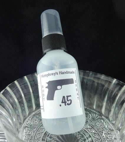 .45 Men's Body Spray | Barbershop Type | Linen Spray - Humphrey's Handmade