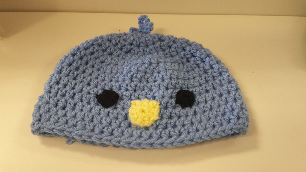 Little Chick Hats 0-3 months (locally made)