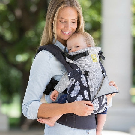 Lillebaby Complete All Seasons Carrier Feathers