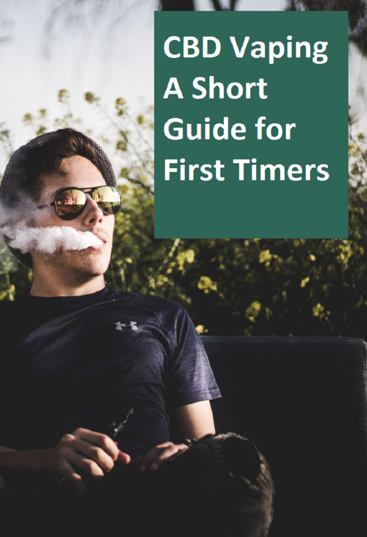 CBD Vaping—A Short Guide for First Timers