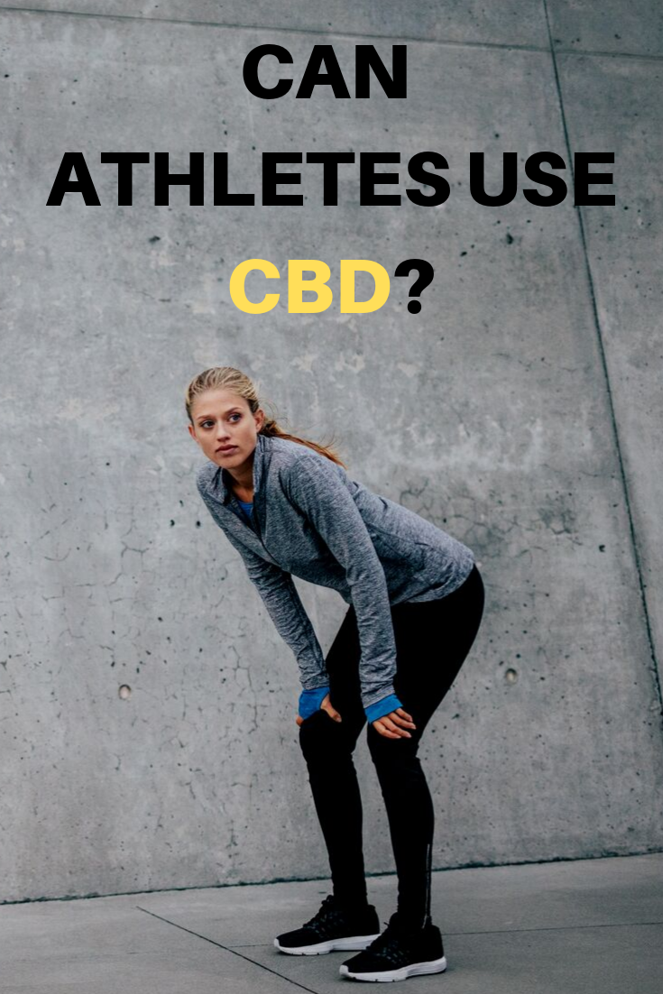 Can Athletes Use CBD?