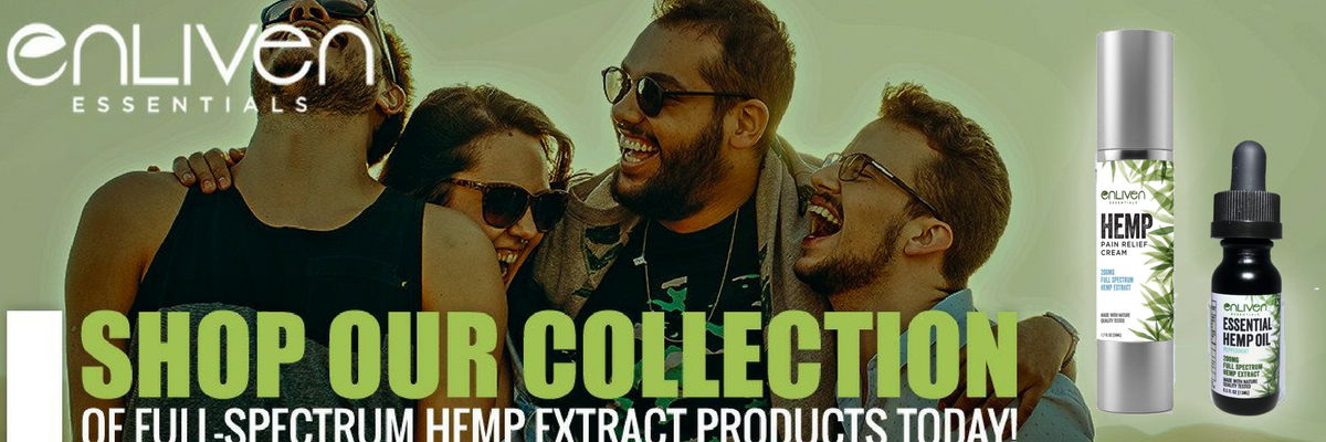 Shop hemp CBd products