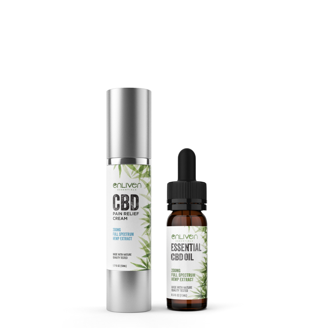 CBD pain bundle
