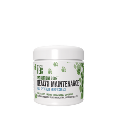 CBD nutrient boost powder