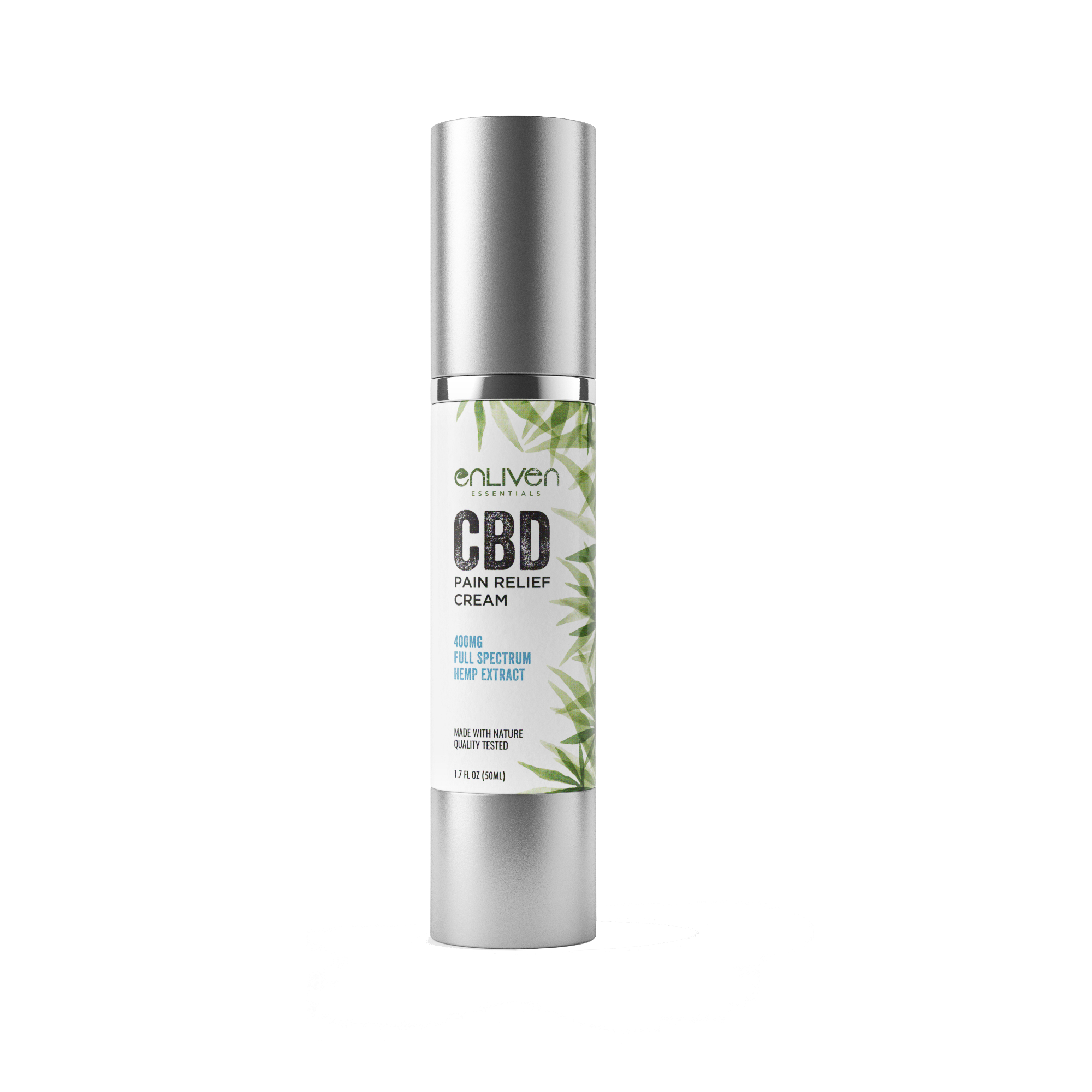 CBD Pain Cream 400mg - Extra Strength