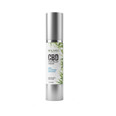 Extra Strength CBD Pain Relief Cream