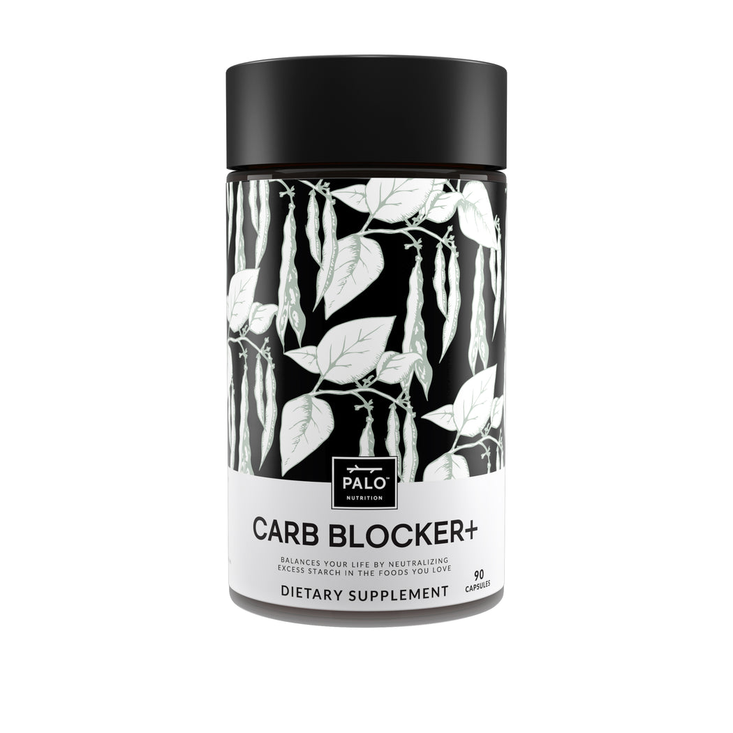 Carb Blocker+ - PALO NUTRITION