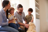Owning a Dog May Play an Important Role in Maintaining Your Family's Gut Health