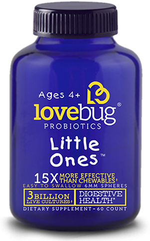 LoveBug Probiotics Little Ones