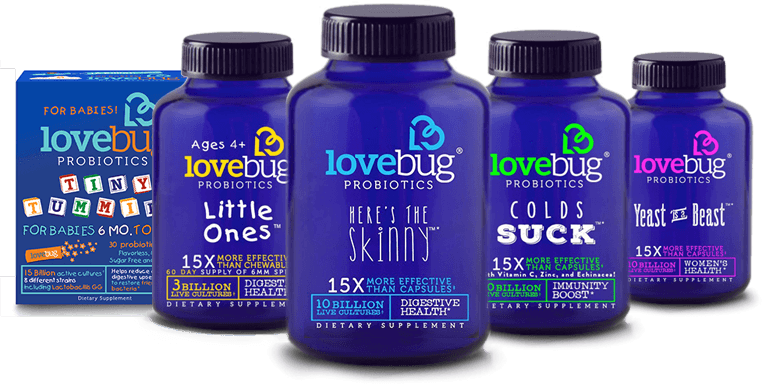 LoveBug Product Family
