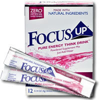 Focus Up – sticks (12 servings)