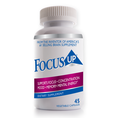 Focus Up – gel caps (15 servings)