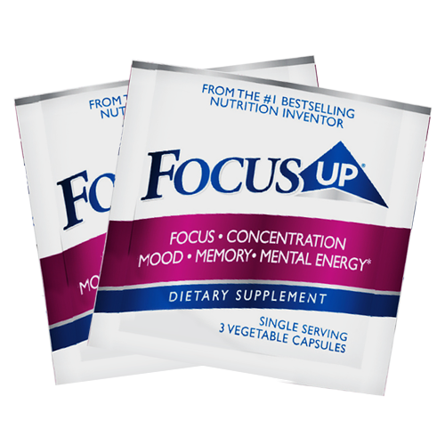 Focus Up – gel caps (1 serving)