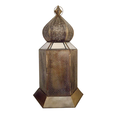 DAMASCUS Lantern large