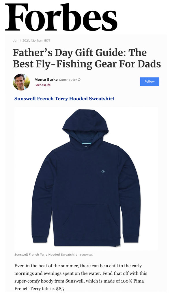 Forbes Father's Day Fishing