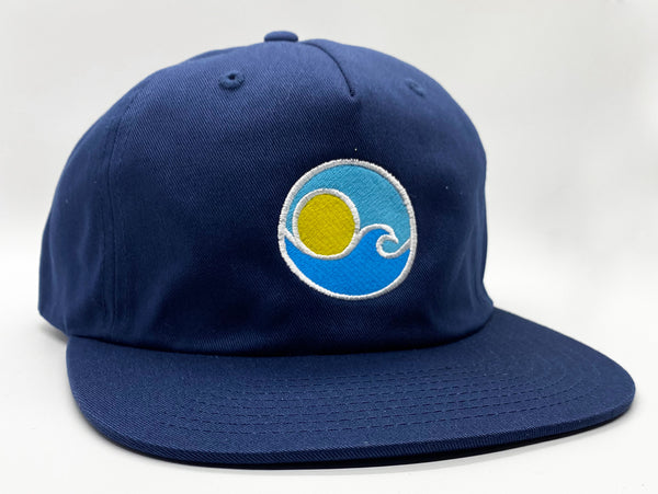 Sunswell Logo 5 Panel Hat
