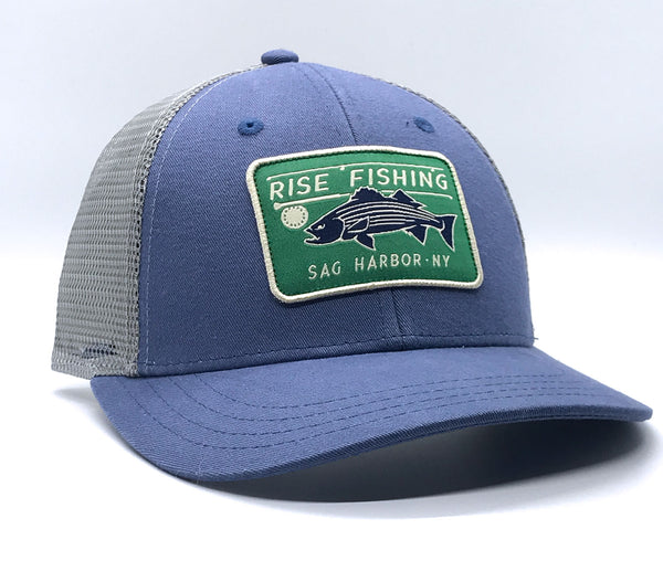 RISE + Sunswell Striper Hat