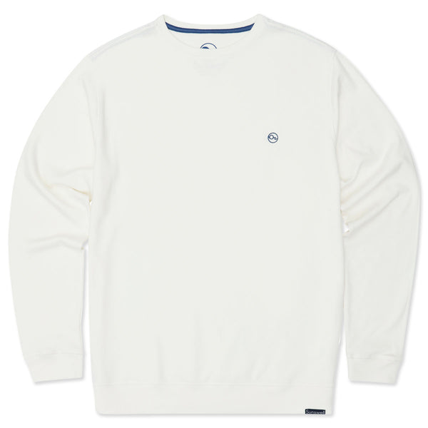 Sundowner Sweatshirt -Osprey White