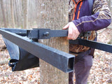 Installing Tree Lounger Back Brace