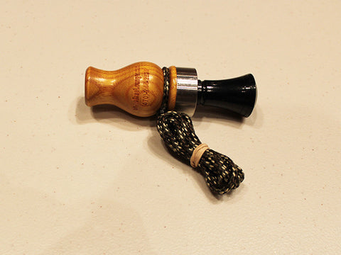 Duck Call Side View