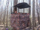 Tree Lounger Canopy Blind