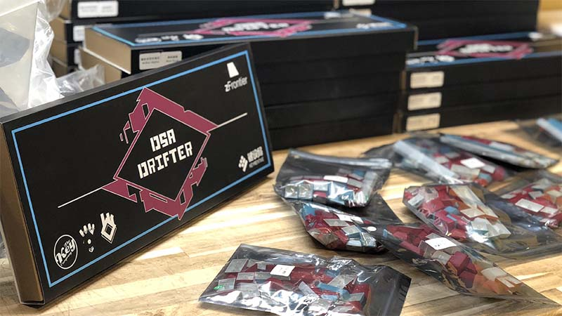 DSA Drifter Extras Have Arrived