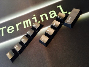 GMK >Terminal_ update and other musings.
