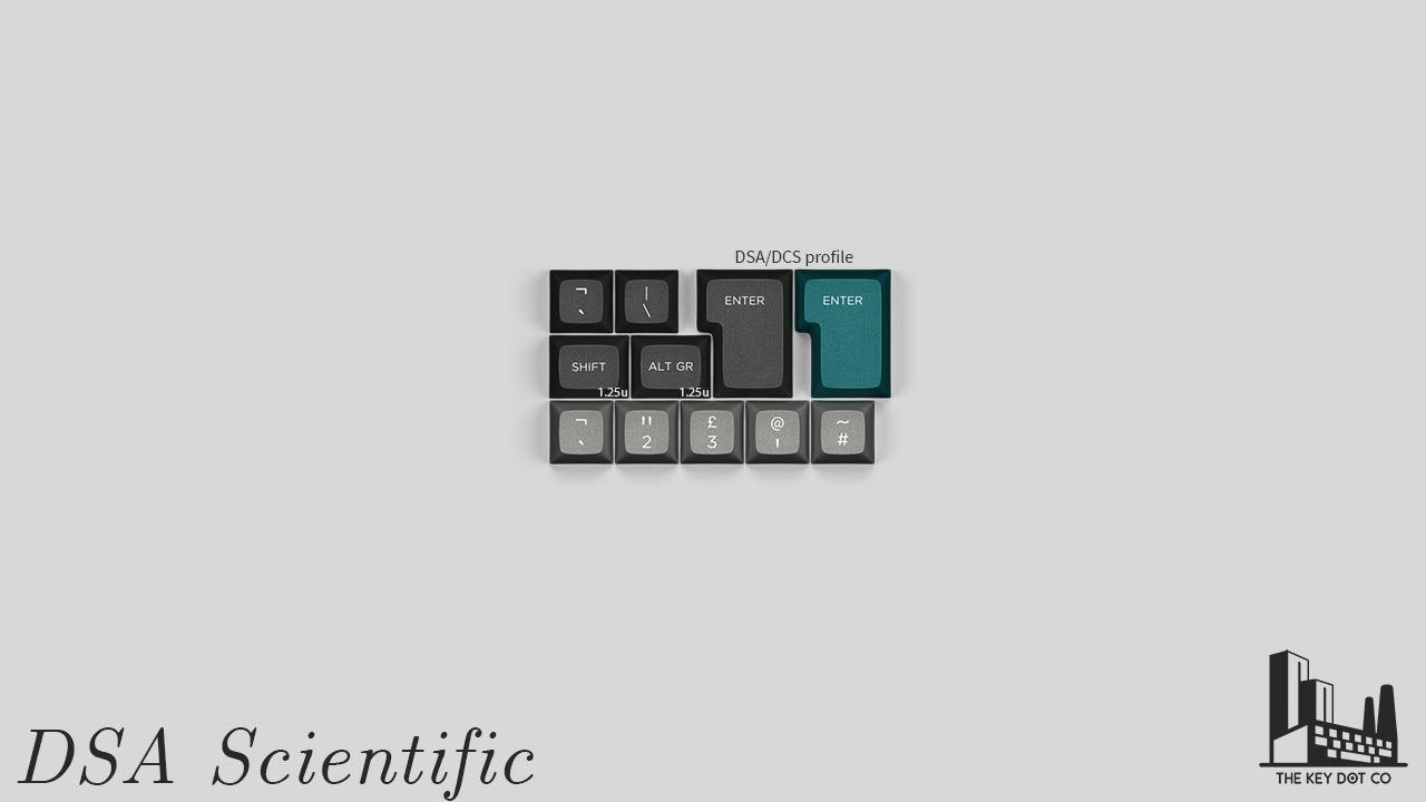 DSA Scientific ISO