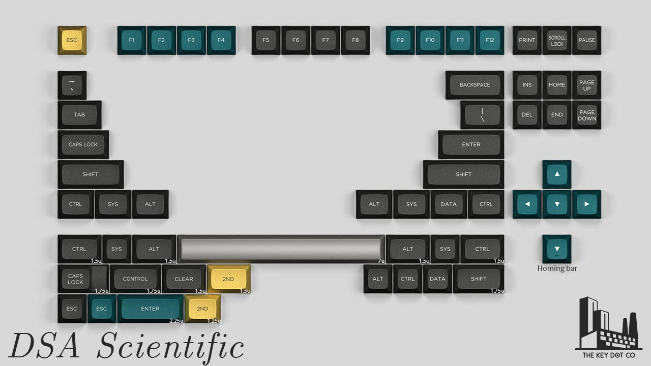 DSA Scientific TKL & Specialties