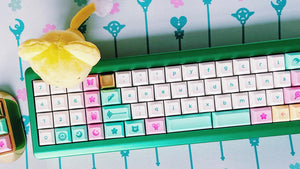 DSA Magic Girl Keysets