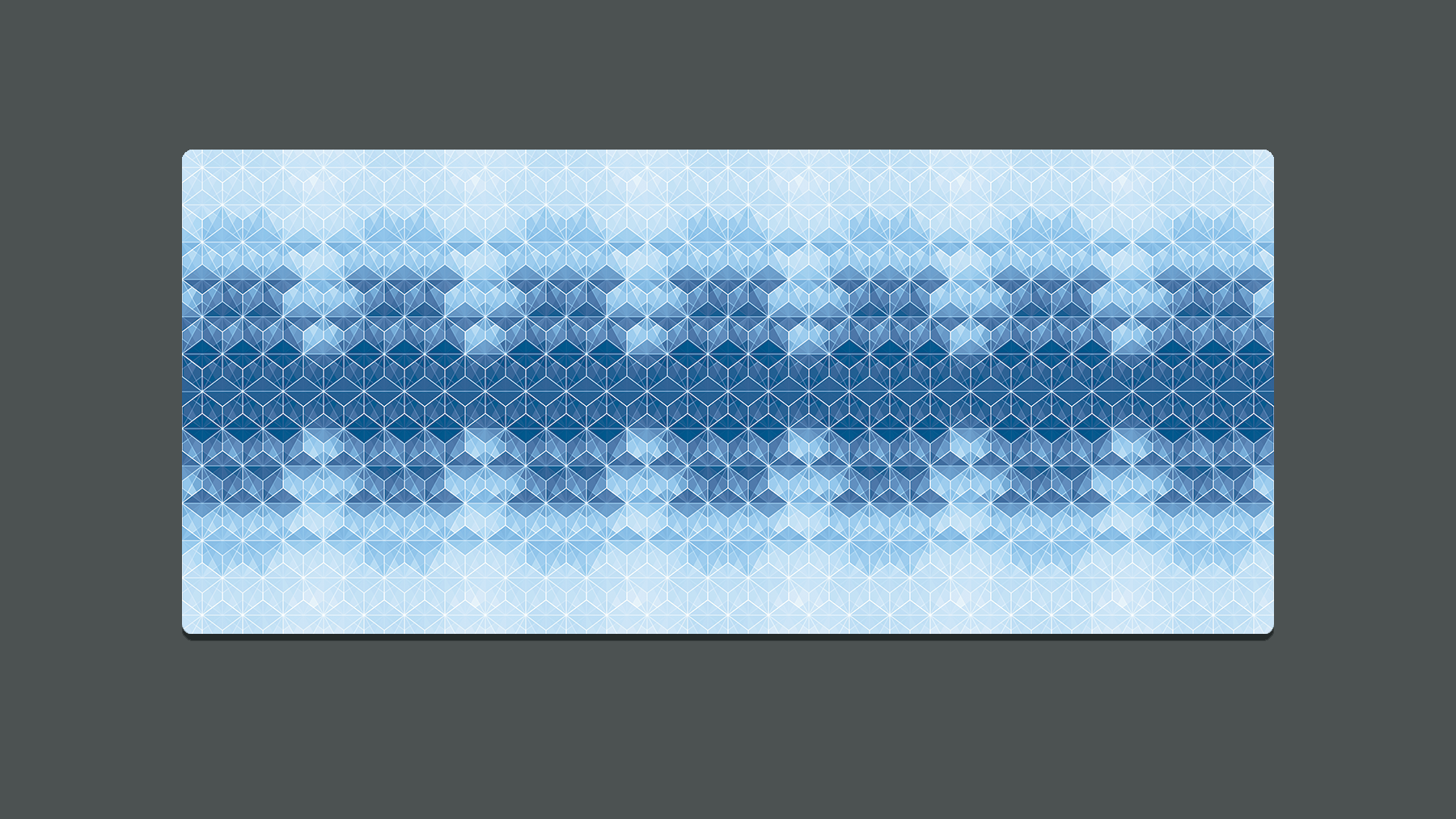 Crystal Series Deskmat
