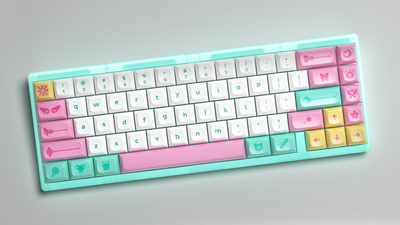 Portico Keyboard: Magic Girl Edition