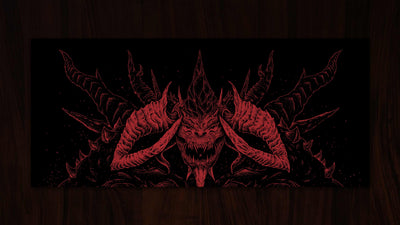 Sanctuary Rebirth Deskmat