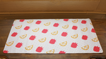 Strawberry Lemonade Deskmat