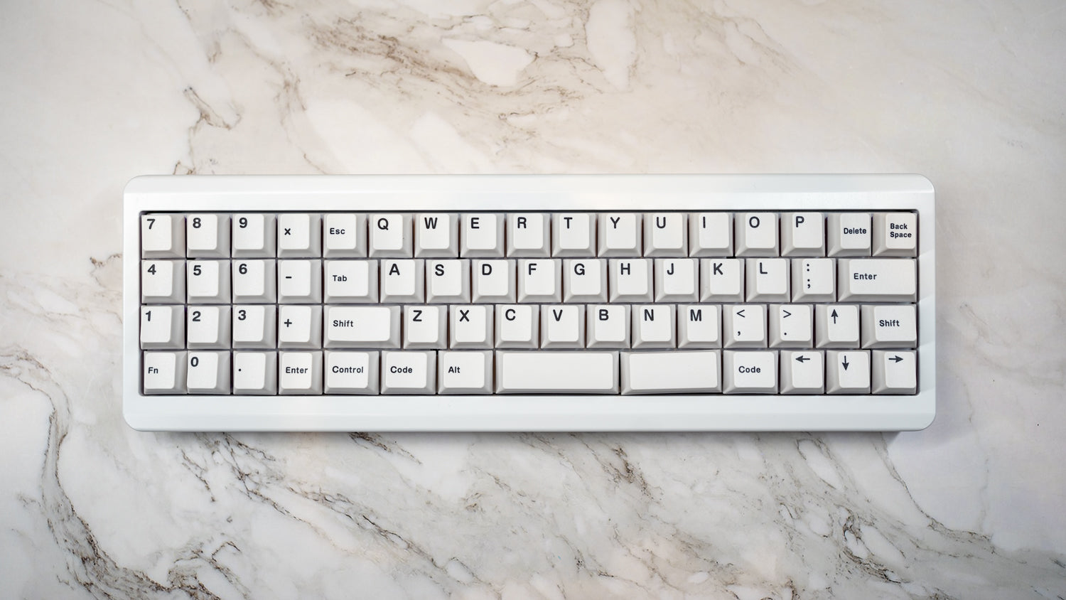 CandyBar 40% Keycaps by Infinikey