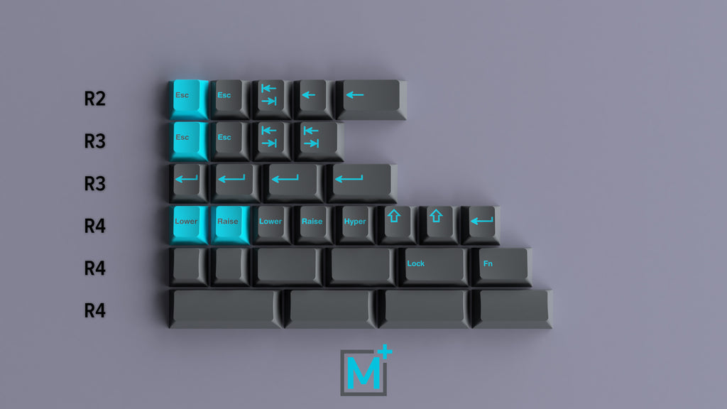 GMK Phosphorus Quarks