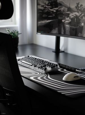 Monochrome Series Deskmat