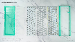 Portico Keyboard – Build Kit
