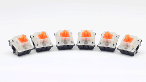 C³ Tangerine Switches Rev2