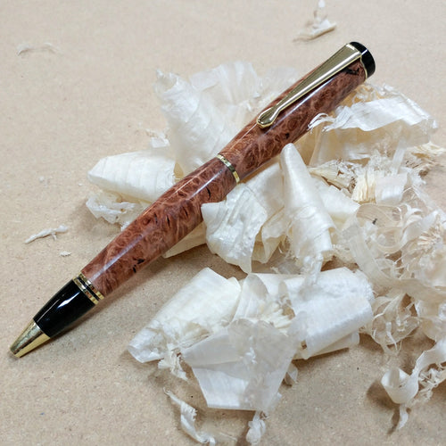 Executive Maple Burl Pen